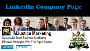 IMJustice Marketing on LinkedIn