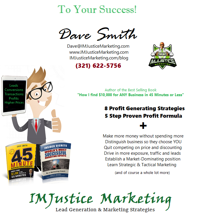 Tactical Marketing Expert in Brevard County