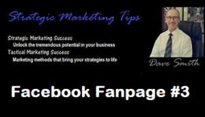 Facebook Fanpage Strategic Marketing Tips