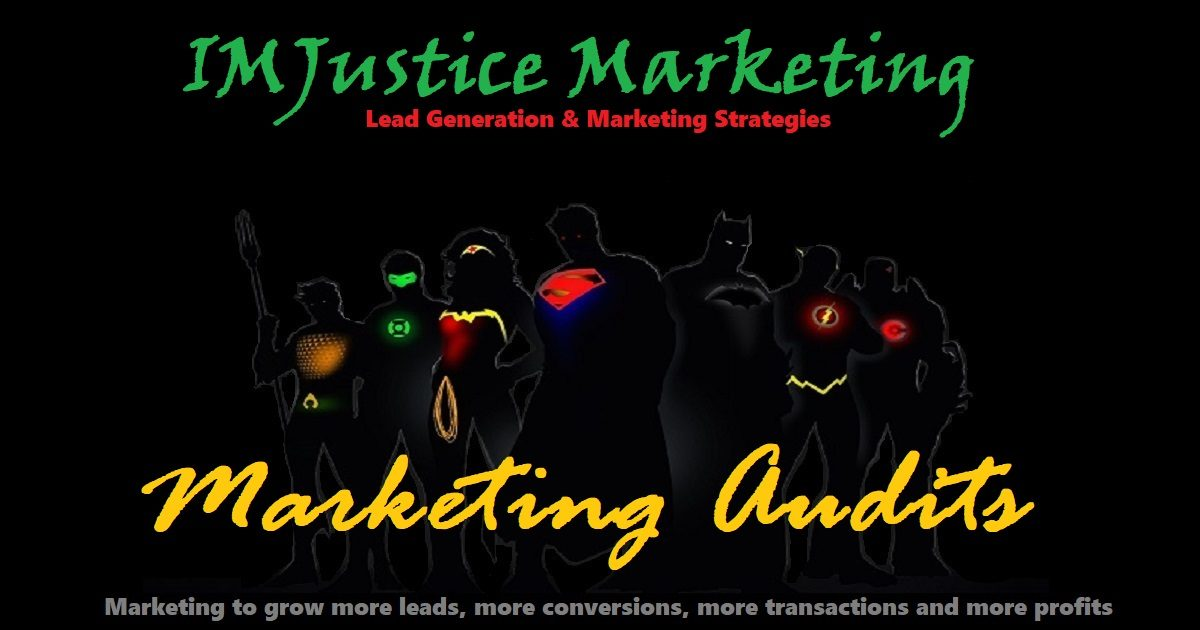 Marketing Brand and SEO Audit