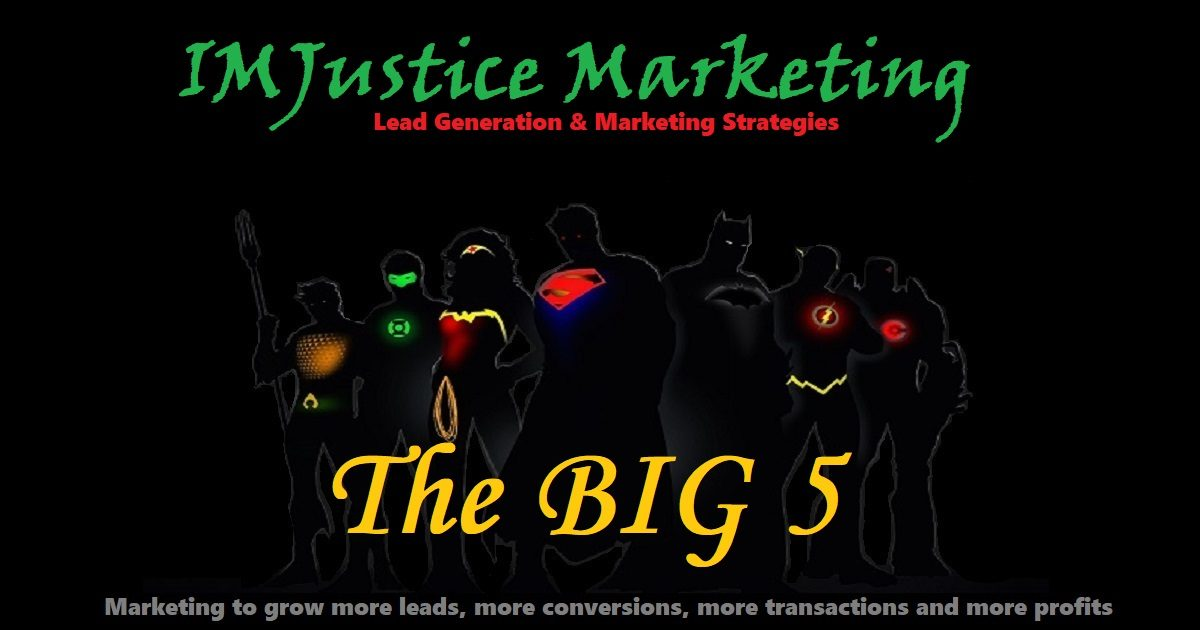 The BIG 5 Services