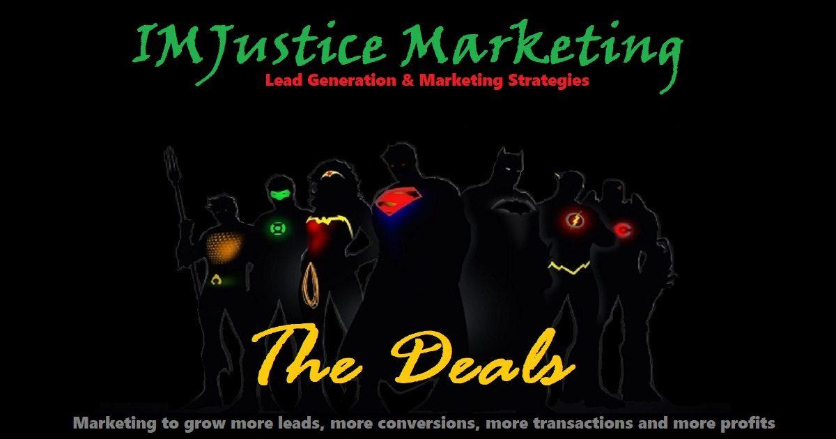 The Marketing Deals