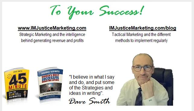 Strategic Marketing Success