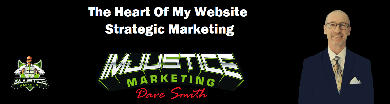 IMJustice Marketing Strategic Marketing Page
