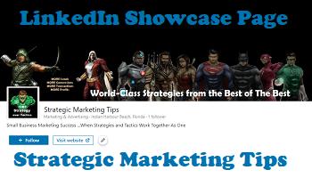 IMJustice Marketing Showcase Page on LinkedIn