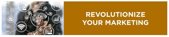 revolutionize your marketing