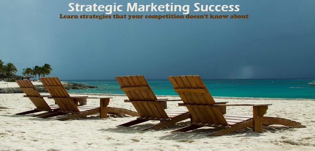 Strategic Marketing Over Tactical Marketing