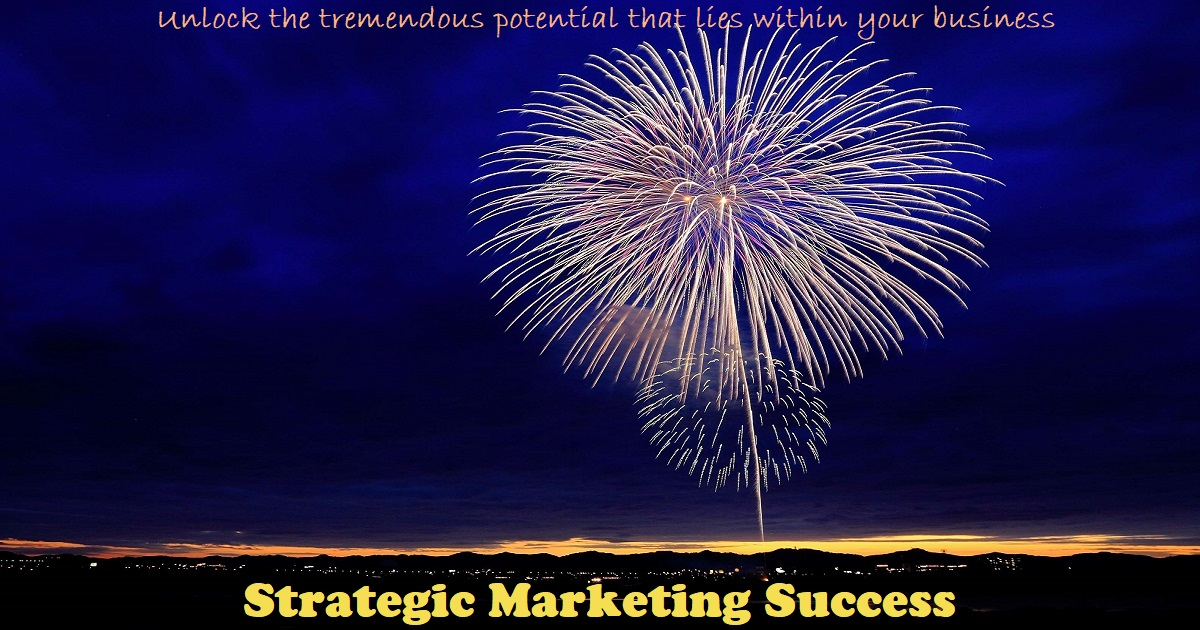 Strategic Marketing Success With Your Website